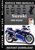 Thumbnail 1988 Suzuki RG250 Service Repair Manual Download
