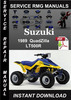 Thumbnail 1989 Suzuki QuadZilla LT500R Service Repair Manual Download
