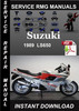 Thumbnail 1989 Suzuki LS650 Service Repair Manual Download