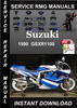 Thumbnail 1990 Suzuki GSXR1100 Service Repair Manual Download