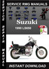 Thumbnail 1990 Suzuki LS650 Service Repair Manual Download